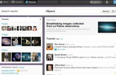 Video: check out the new version of Twitter
