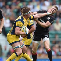 Worcester give captain Van Velze extended break from rugby after latest concussion