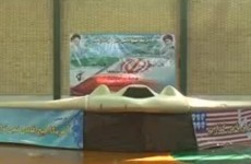 Watch: Iran displays US drone it 'electronically' captured