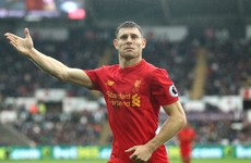 Late James Milner penalty the difference as Liverpool leap to second place