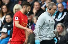 Klopp delivers injury update on Lallana and Lovren