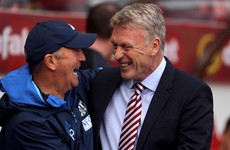 Relief for Moyes as Sunderland salvage late point against West Brom