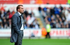 Rodgers turns down part-time role with Northern Ireland
