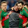 Rochford on goalkeeper selection as defeated Mayo players 'crestfallen' and 'devastated'