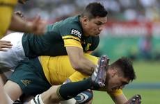 Steyn boots 'Boks to victory against Australia