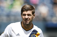 Gerrard could return to England after MLS season