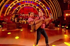 This politician's cringey Charleston on Strictly Come Dancing is the talk of the internet