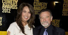 "Robin Williams' widow has described ""the terrorist inside my husband's brain"""