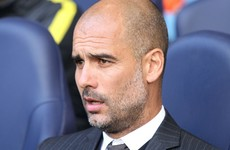 Guardiola credits Spurs with deserved victory