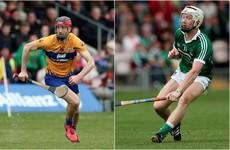 Clonlara end Cratloe's Clare senior double bid as Patrickswell book Limerick hurling final spot