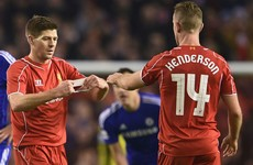 Gerrard urges critics to ease off Henderson