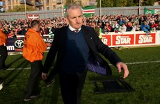 'I'm not really interested in Dundalk' - Cork City boss focused on trophy hunt