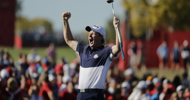 America win Ryder Cup after amazing day at Hazeltine