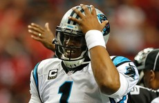 Panthers, Patriots and Cardinals all fall on a night of NFL shocks
