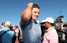 Ryder Cup course was 'set up like a Pro-Am' says Justin Rose