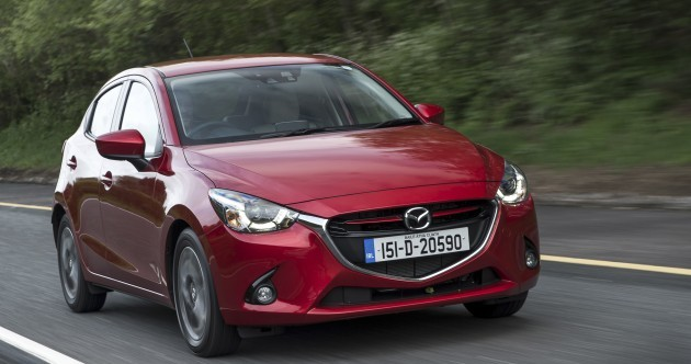 Review: The Mazda 2 is a great little motor (but don't sit big people in the back)