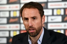 Interim England boss Southgate loves football, dislikes the industry