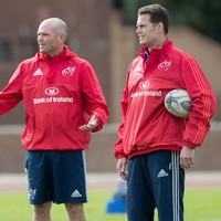 Munster close in on South African prop Kebble for next season