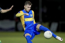 Record-breaking Ger Pender guarantees his place in LOI/FAI Cup team of the week