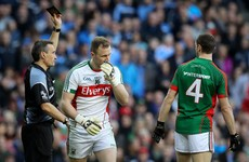 Mayo 'keeper Hennelly posts heartfelt message about his part in All-Ireland final defeat