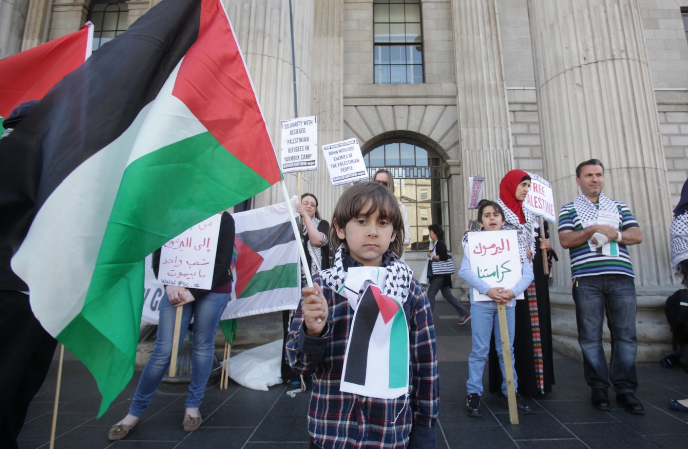Anger as bank account belonging to pro-Palestinian activists is shut