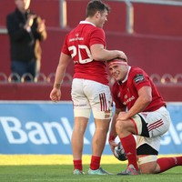 Munster's rout of Zebre and all the other Pro12 highlights you almost missed this weekend