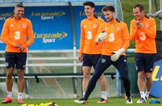 'When the email came in, I thought it was for the U21s!' - Ireland keeper on first senior call-up