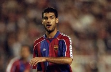 How Cruyff saved a young Guardiola from Barcelona axe