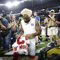 Odell Beckham left frustrated as Vikings stay unbeaten