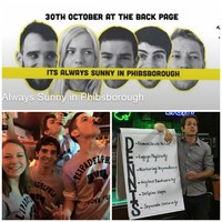Do you love It's Always Sunny? This Phibsboro pub is bringing back its epic Halloween party