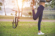 Mix up your fitness work with these great outdoor activities