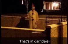 Reports that this terrifying 'Darndale clown' is on the loose are complete rubbish