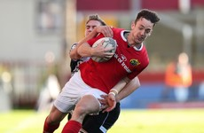 'He's always been a great athlete': Howlett backs Sweetnam to make a mark at Test level