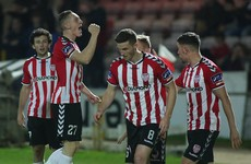 Dundalk beat Derry in semi-final replay to keep double - or treble? - dream alive