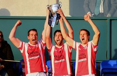 Dublin champions Cuala drawn against Lucan Sarsfields for Parnell double-header