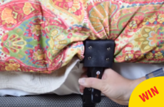 This genius invention will stop your other half hogging the blanket, FINALLY
