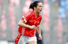 Injured after winning her 10th All-Ireland, Geraldine O'Flynn started to see things differently