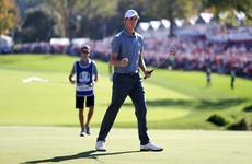 Ryder Cup rookie Pieters plays down Hazeltine heroics as he goes in search of Tour card