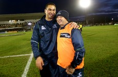 Lam 'begged' skills coach Ellis not to leave Connacht last year