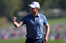 Danny Willett says his wife and family were taunted by US fans at the Ryder Cup