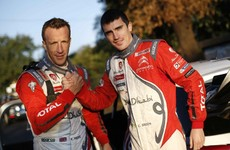 Craig Breen makes history in securing WRC deal with Citroen