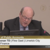 """""""You're a wily old fox at talking down the clock"""" - Noonan answers questions over Nama Project Eagle sale"""