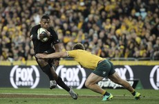 Waisake Naholo back in black as New Zealand take aim at 'Boks