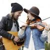 Music heaven - Dublin's Smithfield will be chockablock for the Busker Fleadh tomorrow