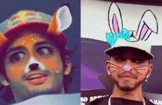 Hamilton: Snapchat antics not disrespectful