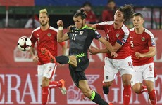 Ideal result for Ireland as Arnautovic double denies Wales victory