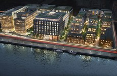 Dublin's central business district is about to get a major upgrade