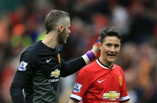 Ander Herrera: I thought first Spain call-up was a David de Gea prank