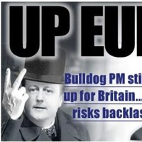Gallery: 'Bye-Bye England' - how the world's press saw the EU deal