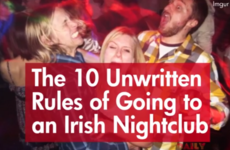 The 10 Unwritten Rules of Going to an Irish Nightclub